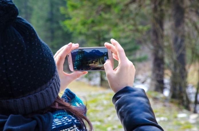 fotografare con smartphone